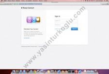 ios uygulamamızı app store'a yükleyelim (adım 10)